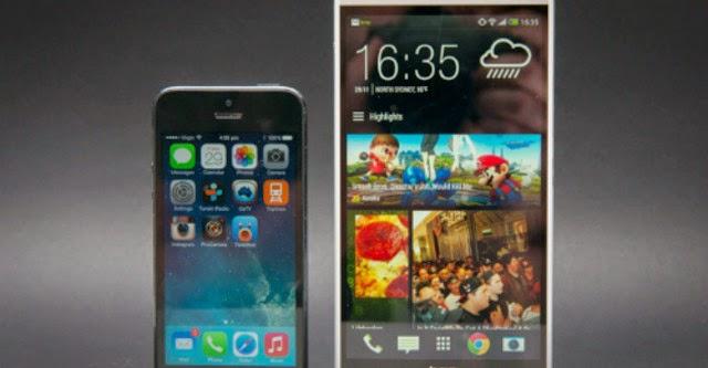 Những smartphone có thể thay thế iPhone 6 Plus