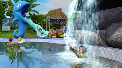 Preview do The Sims 3 Ilha Paradisíaca 2