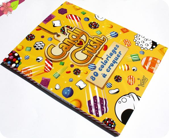 Candy Crush, 80 coloriages à croquer -  Les livres du Dragon d'or
