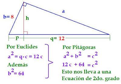 psu-matematicas: Desafío - Triángulo Rectángulo.