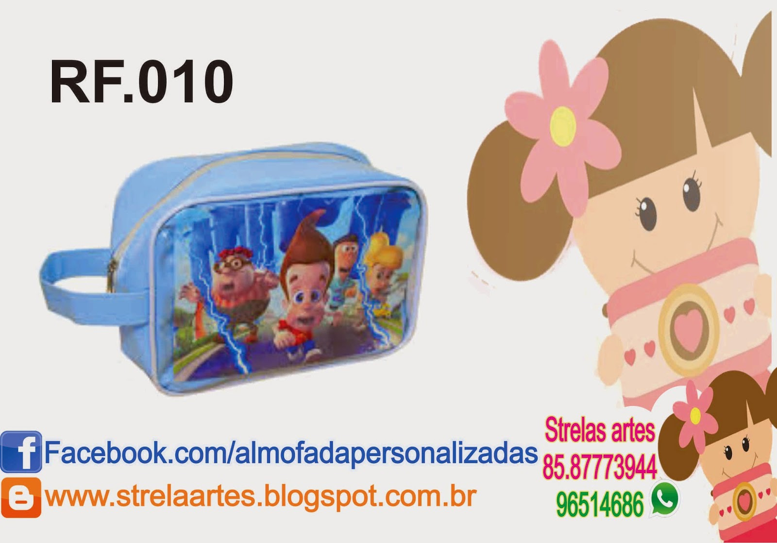 1241ca3779 Strela s Artes    Lembrancinhas personalizadas!!!!  Bolsinhas ...