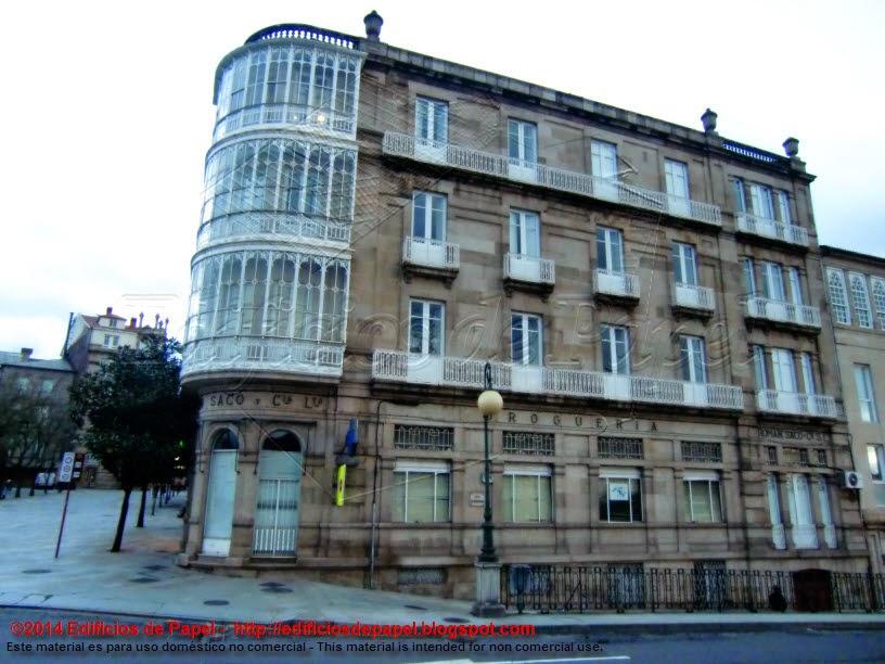 1911 Arquitecto Vazquez Gulias