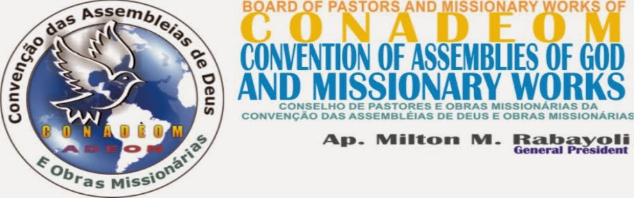 CONVENTION OF ASSEMBLIES OF GOD AND MISSIONARY WORKS