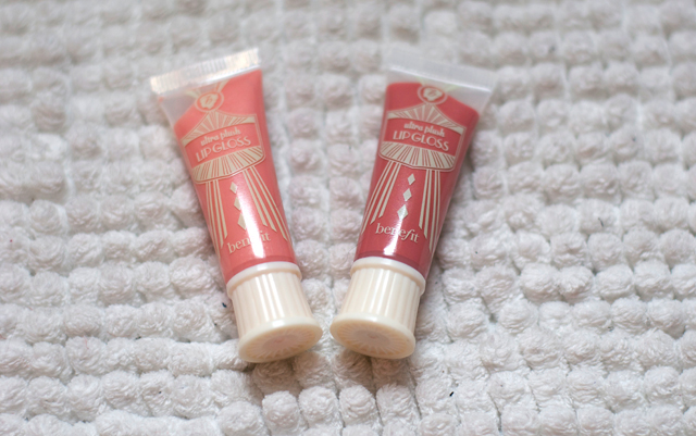 Benefit ultra plus lip gloss review fauxmance a-lister