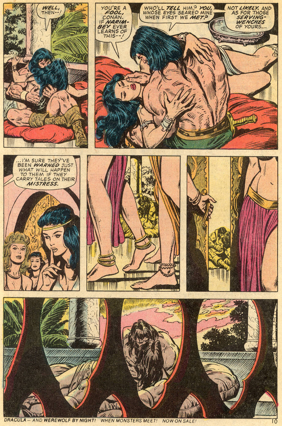 Conan the Barbarian (1970) Issue #36 #48 - English 7