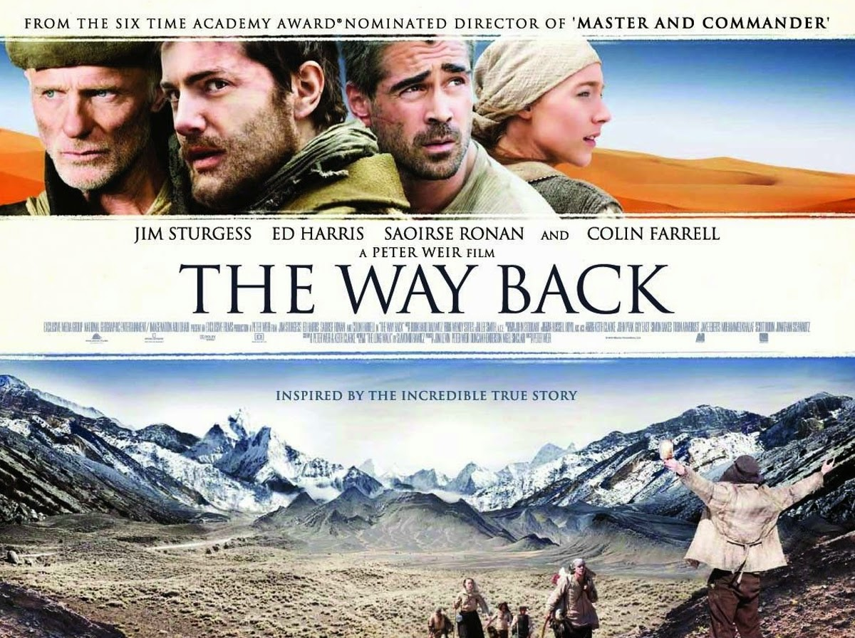 DOWNLOAD FILM THE WAY BACK + SUBTITLE INDONESIA - Fredy CF