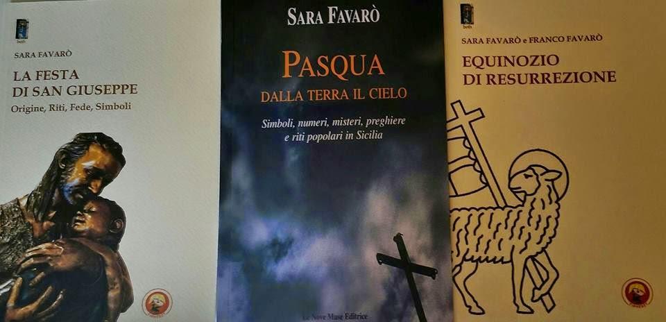 DA SAN GIUSEPPE A PASQUA: TRASLAZIONI RITUALISTICHE. INCONTRO CON SARA FAVARO'