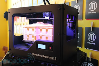 MakerBot Replicator 2 Amazon