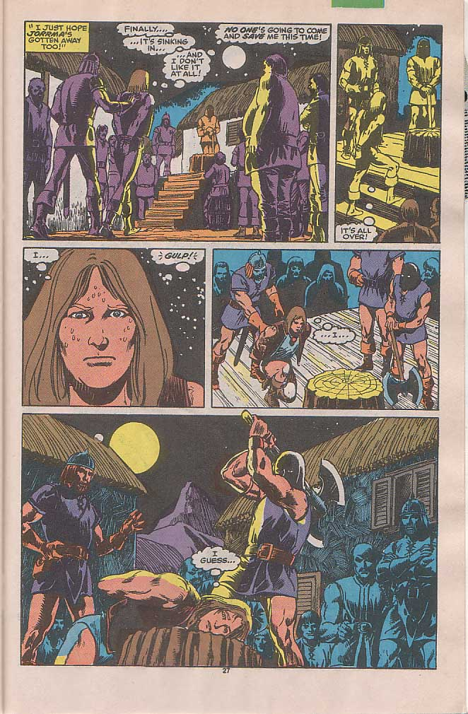 Conan the Barbarian (1970) Issue #236 #248 - English 22