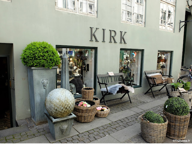 boutique deco kirk plantes bougies copenhague interior design