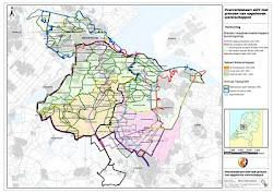 Werkgebied waterschap Amstel, Gooi en Vecht