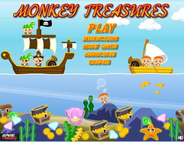 http://www.vivajuegos.com/juegos-de-habilidad/el-tesoro-de-los-piratas.html