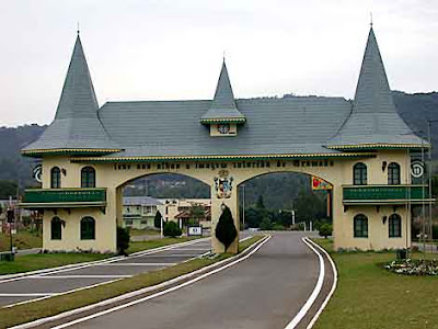 Portal de entrada de Gramado