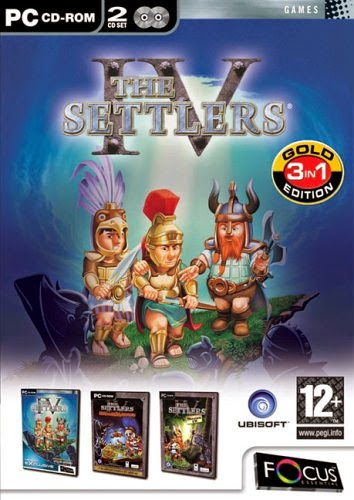The Settlers IV: Gold Edition – PC