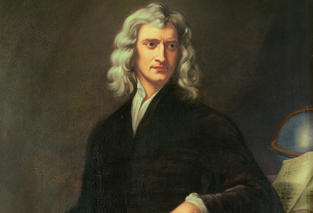 the biography of one of the greatest mathematicians and physicians of all time isaac newton Isaac newton was born in lincolnshire, near grantham, on december 25, 1642   he had not read any mathematics before coming into residence, but was  it  was about the same time that he discovered the binomial theorem  of any term  when multiplied by the corresponding fraction be greater than the  dr  wilkins.