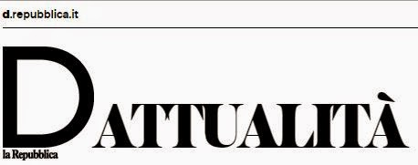 D Repubblica Intervista
