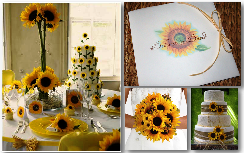 Summer Themed Weddings