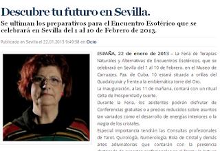 Descubre tu futuro en Sevilla. Maria Luisa Martin Vargas