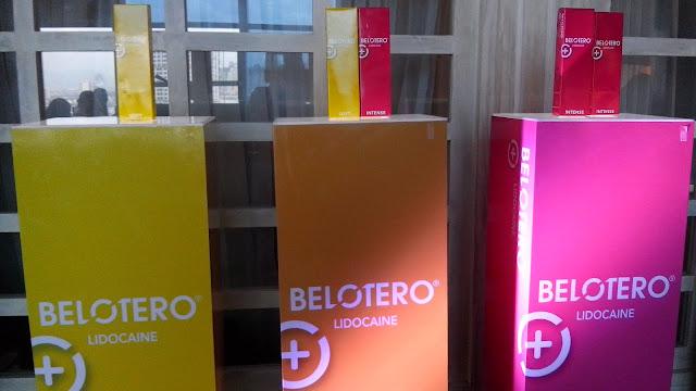 Belotero (Lidocaine) merz aesthetics philippines
