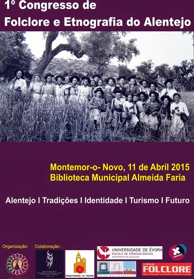 1º Congresso de Folclore e Etnografia do Alentejo