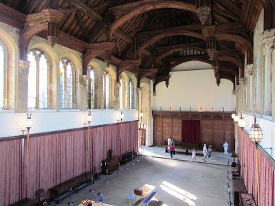 Eltham Palaces, gardens, great hall, Henry VIII, visit, English Heritage