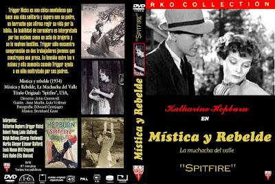 Mística y rebelde | 1934 | Spitfire | Dvd Cover