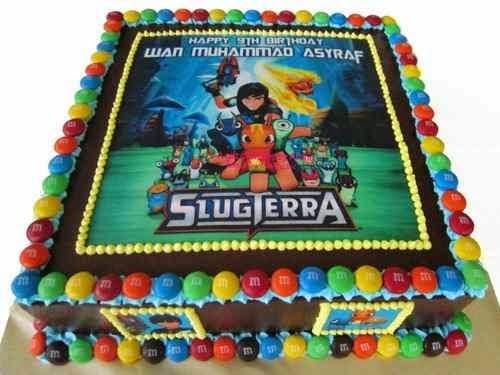 Tortas Bajoterra, parte 1