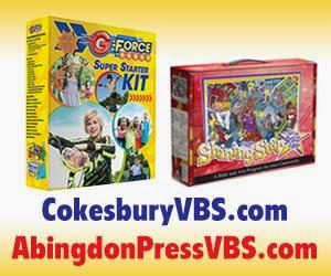 VBS 2015 - Cokesbury/Abingdon Press