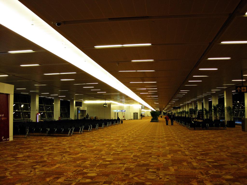 Hotels Near Igi Airport Terminal