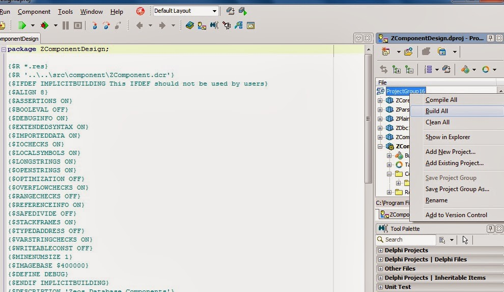 Zeos completo delphi 5 - 2011 xe - download at 4shared