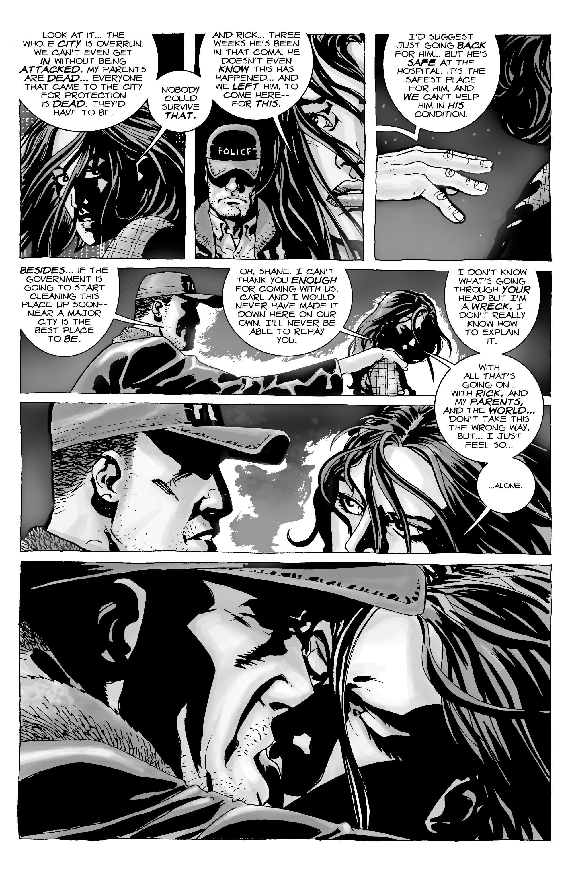 The Walking Dead 7 Page 3