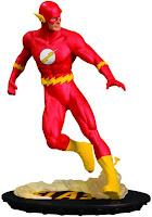 Flash Character Review - Statue Product