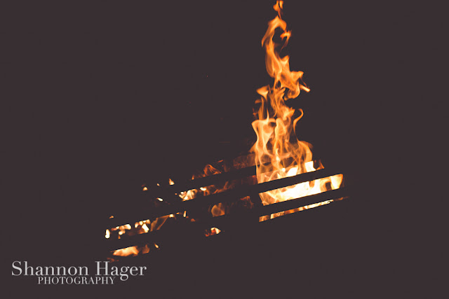 Shannon Hager Photography, Campfire