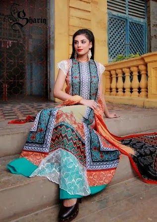 Summer Printed Lawn Collection 2014