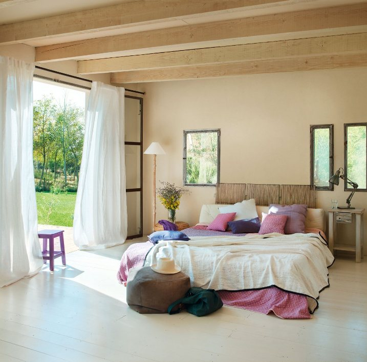 Una casa de campo diferente a different country house - Muebles para casas de campo ...