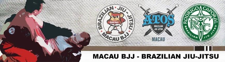 Macau Brazilian Jiu-Jitsu Association - MacauBJJ