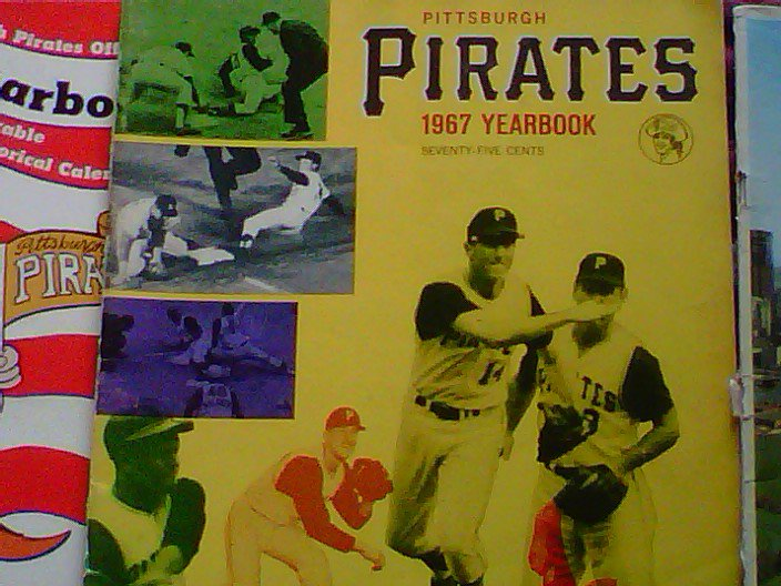 1967 Pittsburgh Pirates: Bob Moose's rookie year