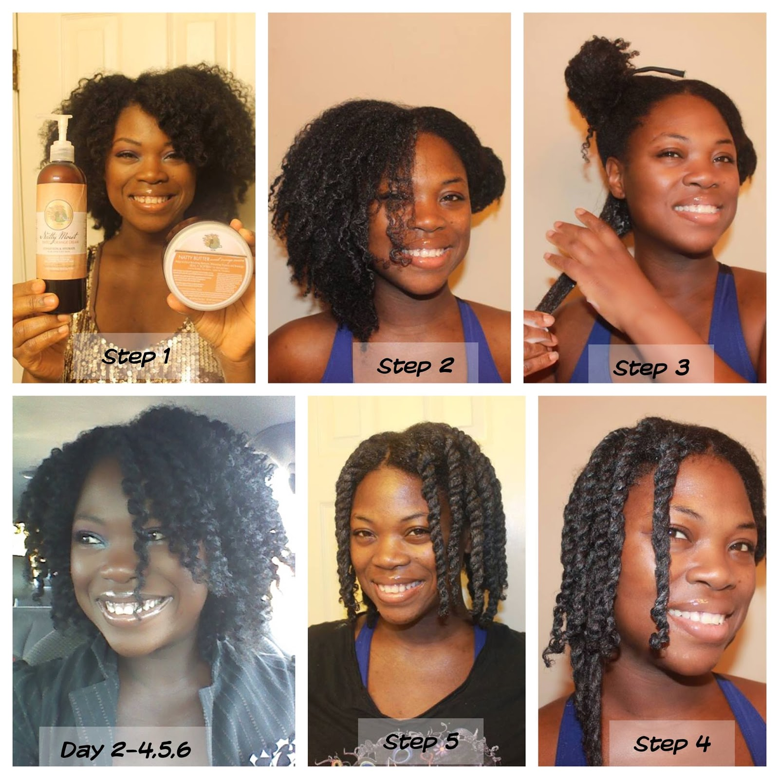 How to Battle Frizz in Natural Hair - BGLH Marketplace
