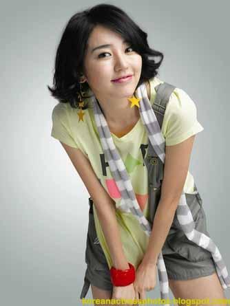 Yoon Eun Hye Cute Singer