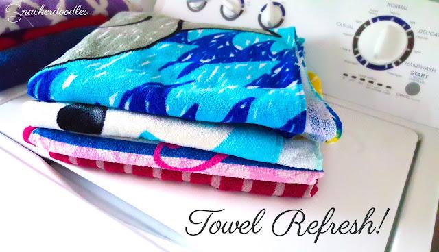 Towel Refresh