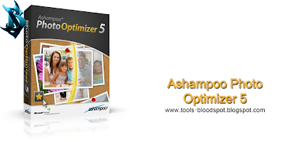 Ashapoo Photo Optimizer 5.4 Full Version Free Download