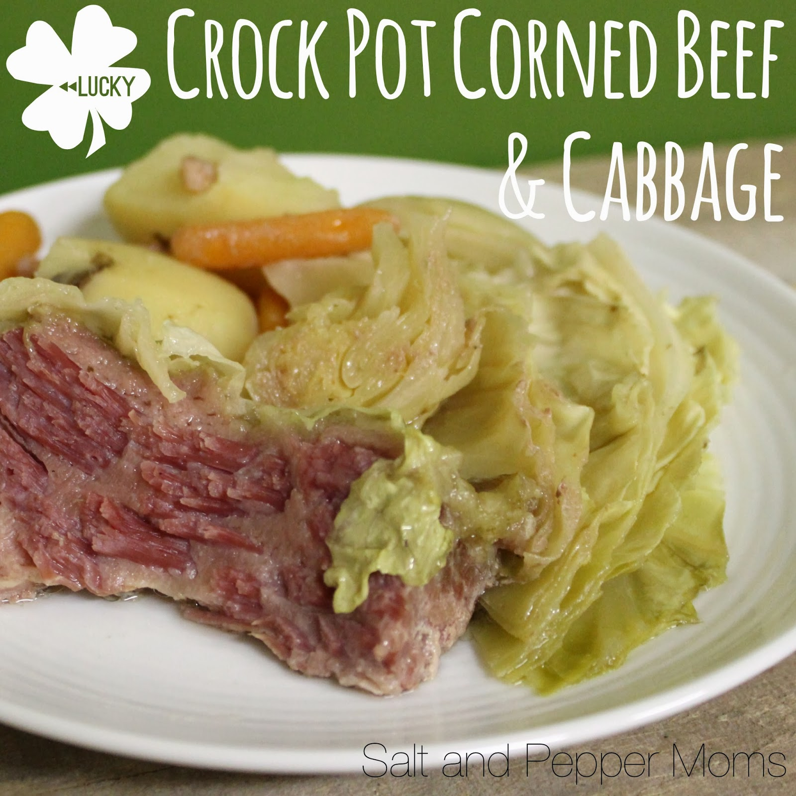 Crockpot corned beef for What to do with salt beef