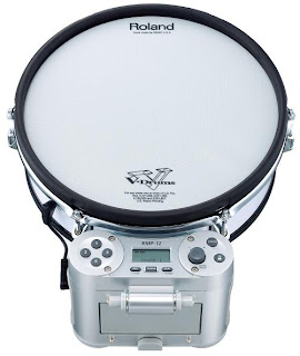 Roland RMP-12 - Electronic Marching Percussion Instrument