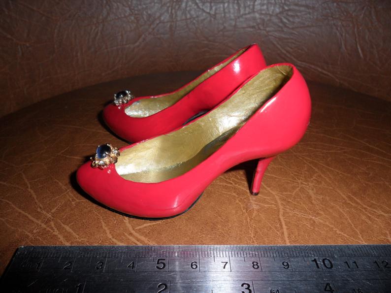 Как сделать своими простые туфли 163