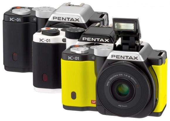 Pentax К-01