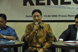 Bambang Soeroso, menyapaikan kondisi kekinian DPD