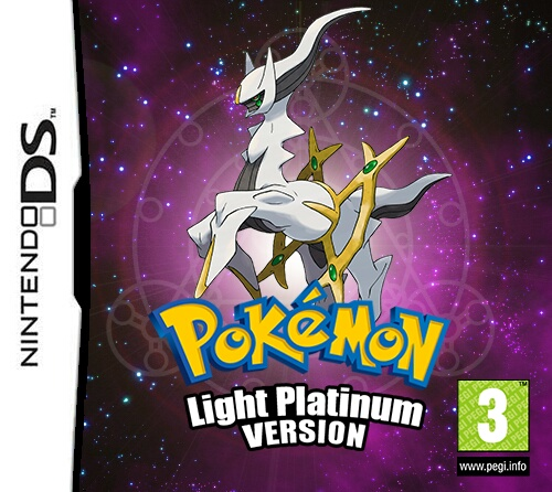 [NDS] Pokémon Light Platinum