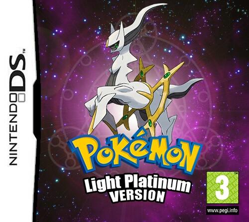 [NDS] Pokémon Light Platinum