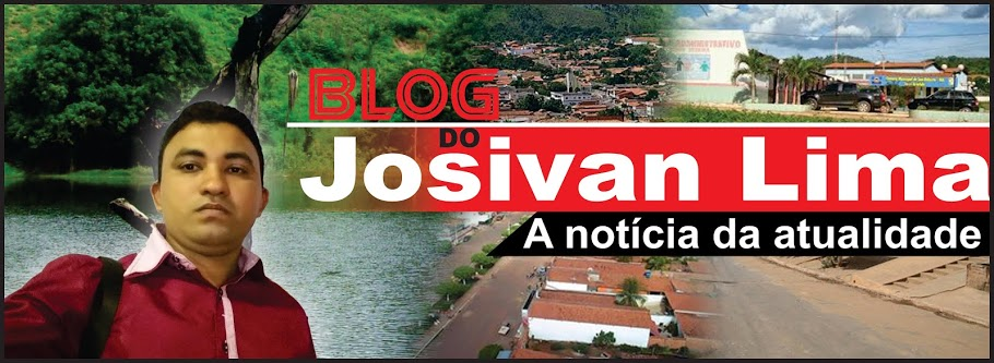 BLOG DO JOSIVAN LIMA