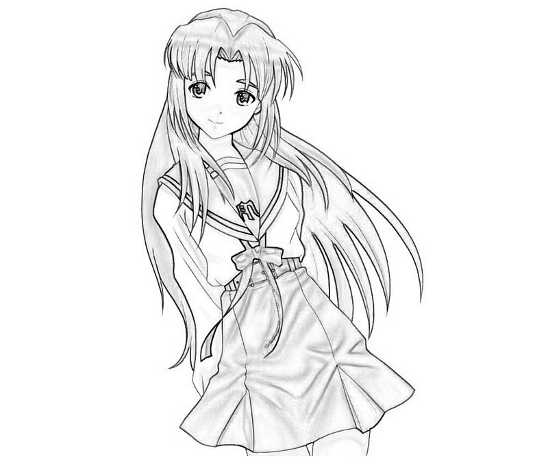 printable-ryouko-asakura-skill_coloring-pages-3